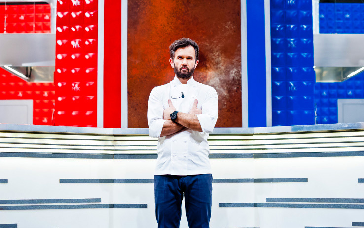 Hell's Kitchen Italia 2, al via al cooking show di Carlo Cracco, MTV: Katiuscia prima eliminata