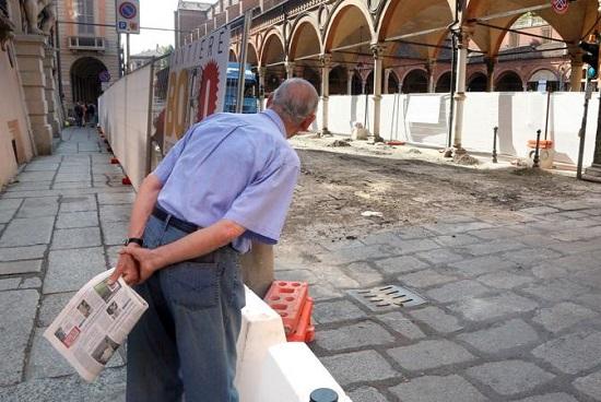 Umarells arriva l'app che trova tutti i cantieri per gli anziani tech
