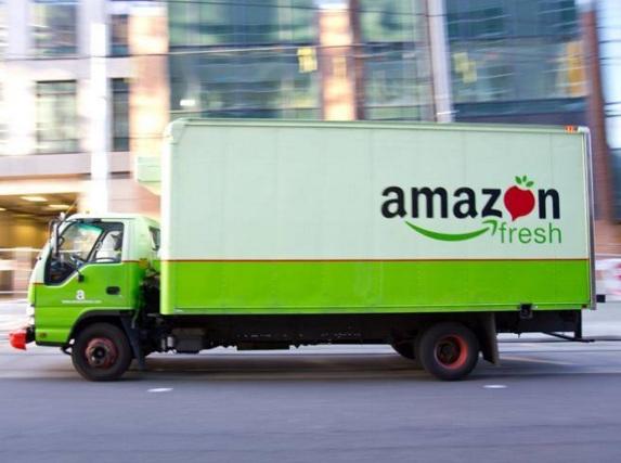 Parte servizio Amazon spesa a domicilio, info dettagli