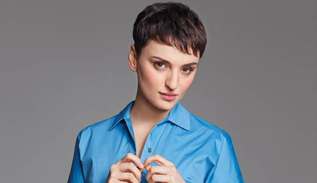 Arisa taglio capelli 2016