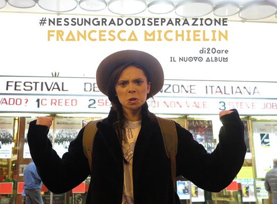Francesca Michielin con Nessun grado di separazione si aggiudica il secondo posto a Sanremo Testo e video