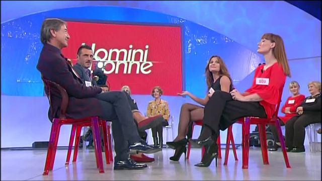 News Uomini e Donne, trono over: Giuliana saluta Sossio e sceglie Cristiano