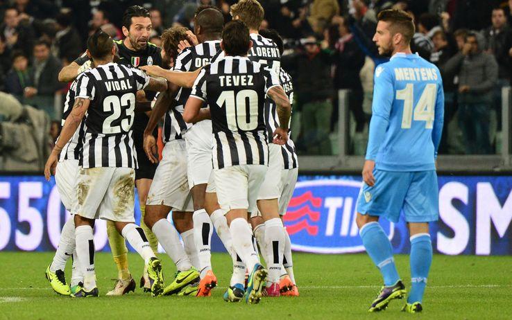 Sanremo 2016: diretta tv Juventus-Napoli su Rai International oggi 12 febbraio, Festival in differita