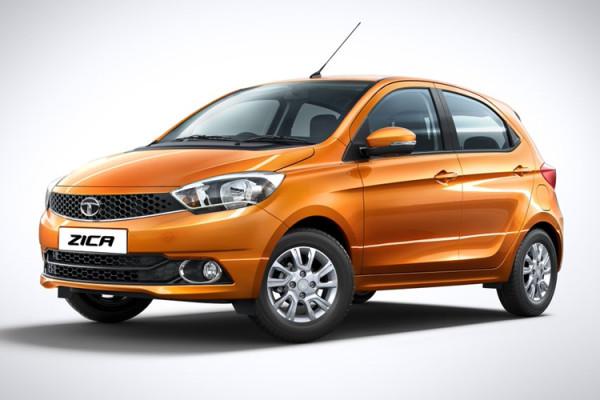 La Tata cambia nome alla sua nuova auto in Zica