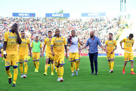 Diretta Frosinone - Juventus domani 7 febbraio 2016