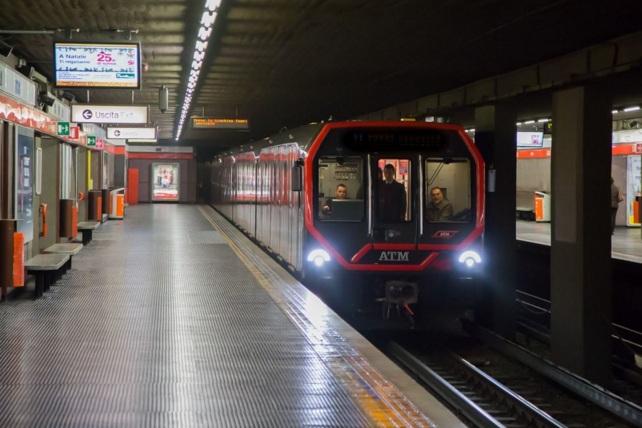 Metropolitana Milano, da oggi obbligatorio timbrare biglietto in uscita