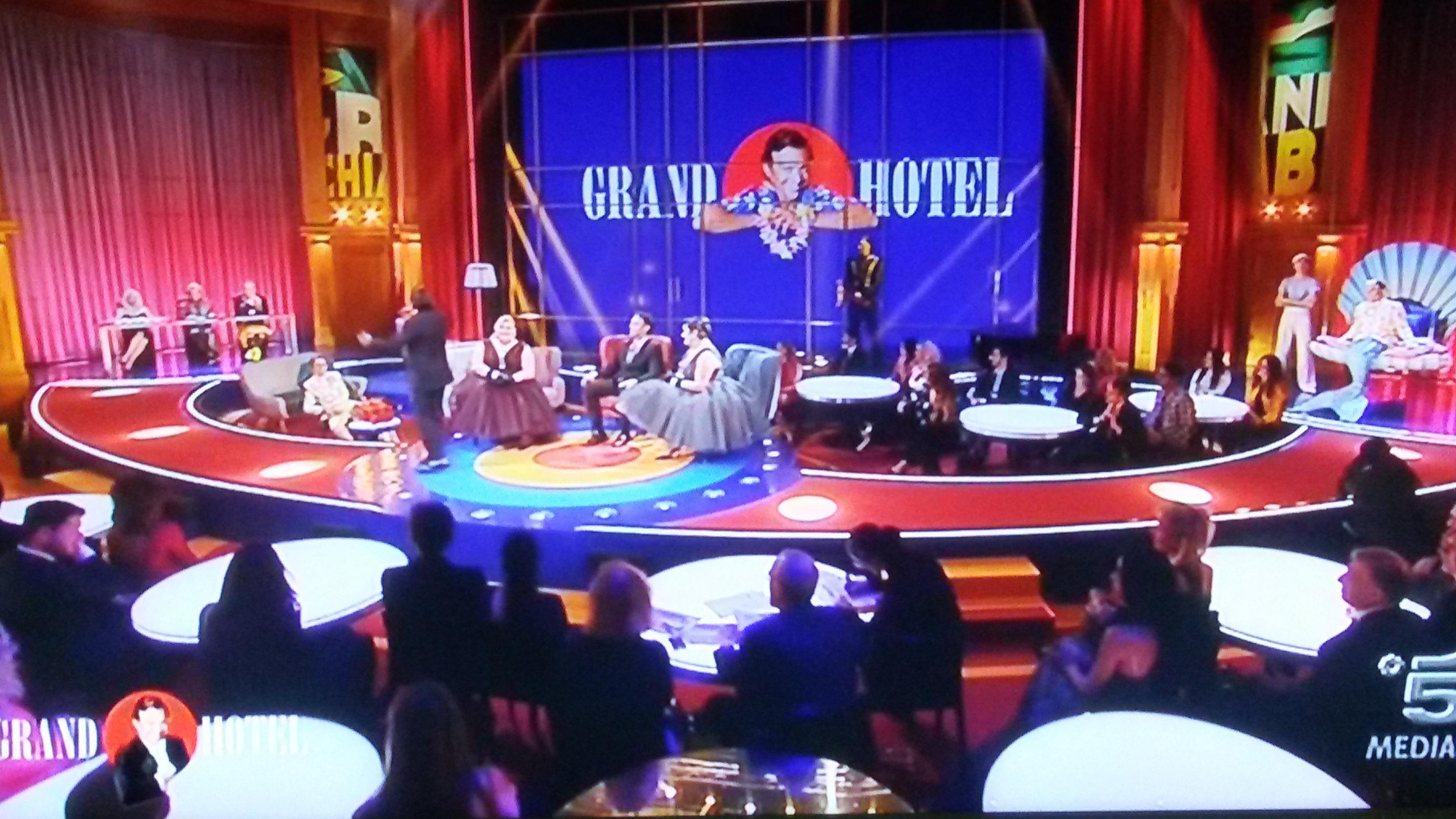 Grand Hotel Chiambretti