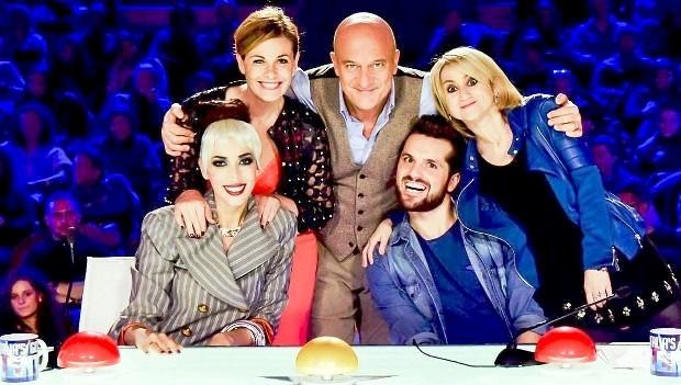 Italias' Got Talent 2016