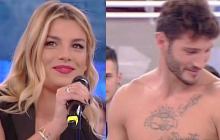 Stefano De Martino balla con le ex