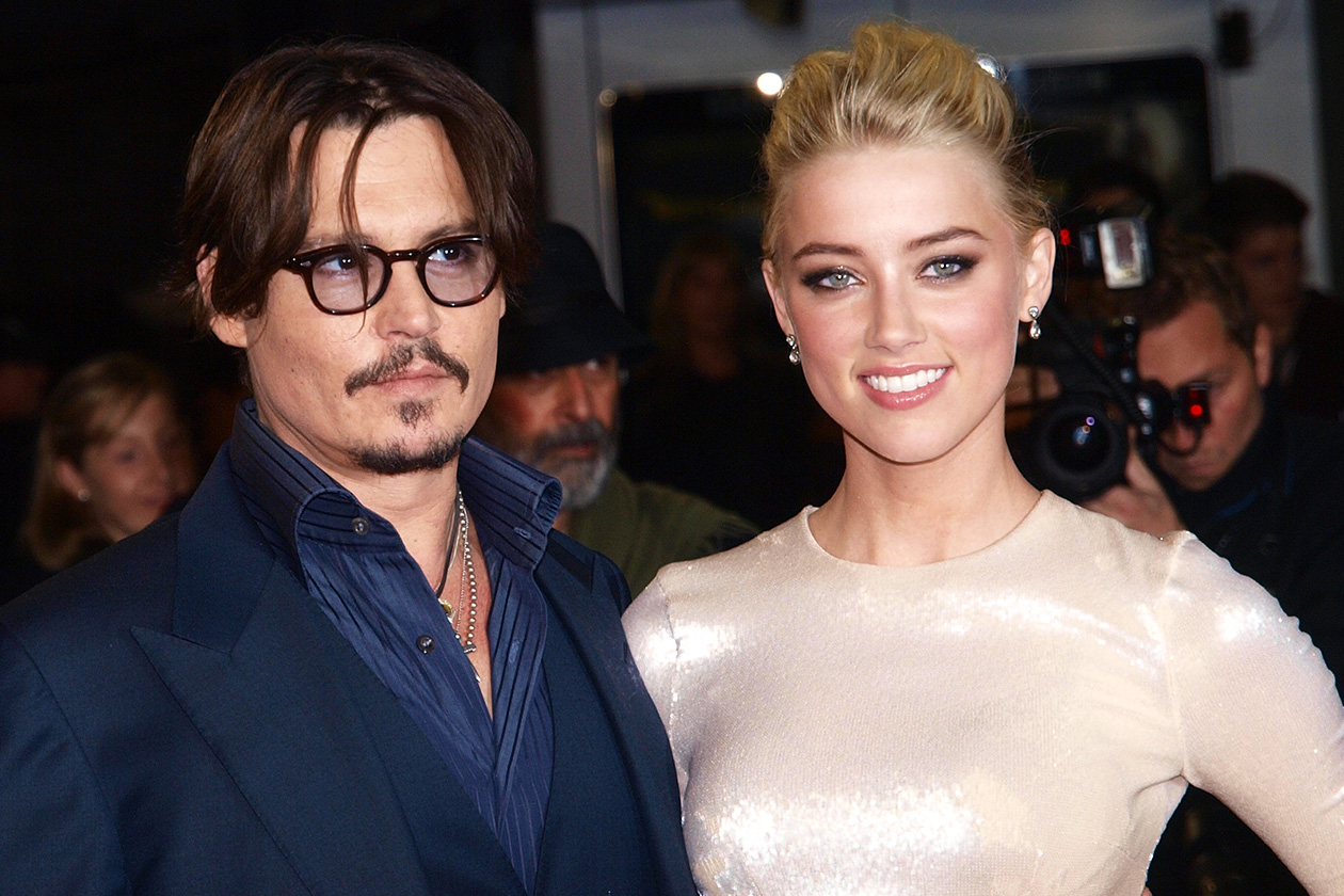Chiuso con Brad, Angelina si consola con Johnny Depp