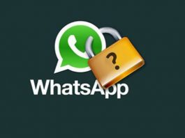 WhatsApp Locker