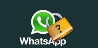 WhatsApp Locker