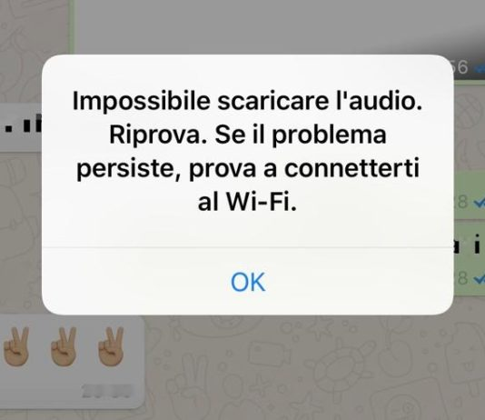 Whatsapp problemi